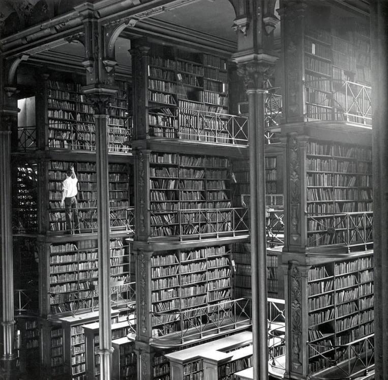 Cincinnati's old main library
